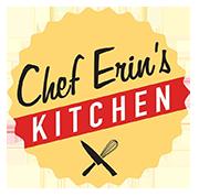 chef erin's kitchen Logo