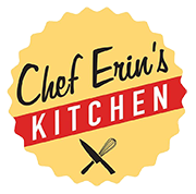 chef erin's kitchen Logo