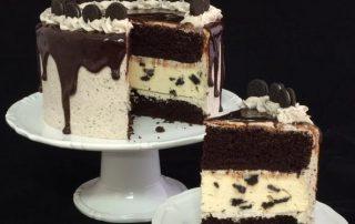 oreo cheesecake cake showstopper