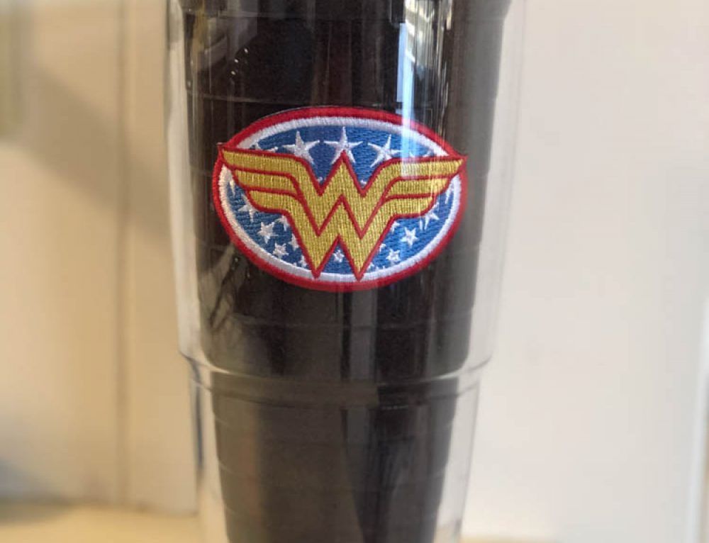 Wonder Woman Protein Smoothie