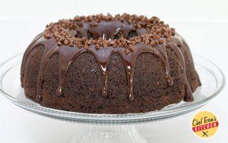 chocolate lover's bundt cake