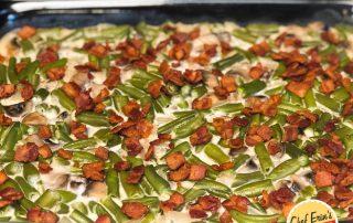 dairy-free green bean casserole