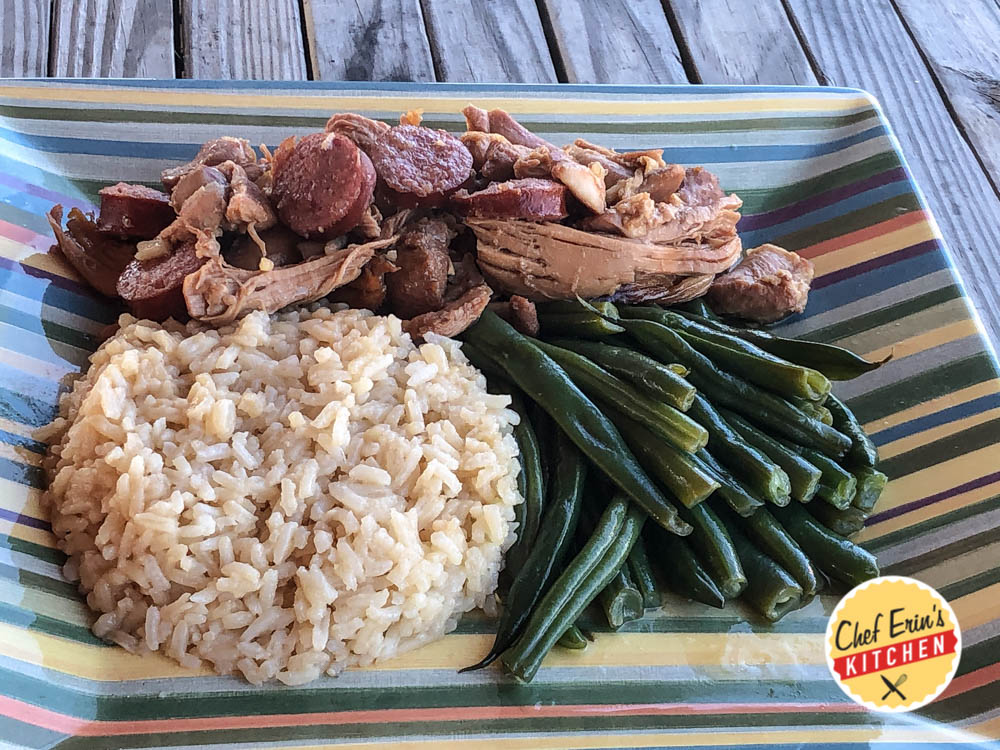 Slow Cooker Hawaiian Chicken and Sausage