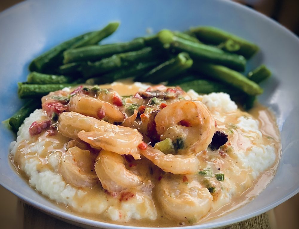 Our Favorite Shrimp and Grits