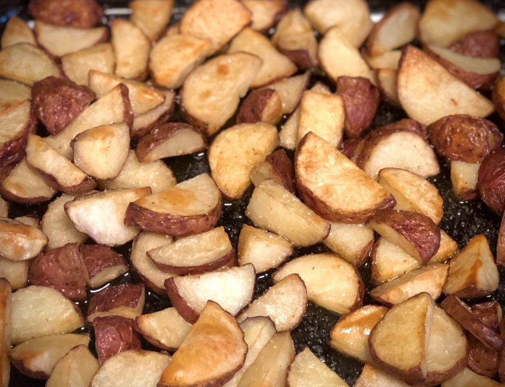 Oven Roasted Red Potatoes