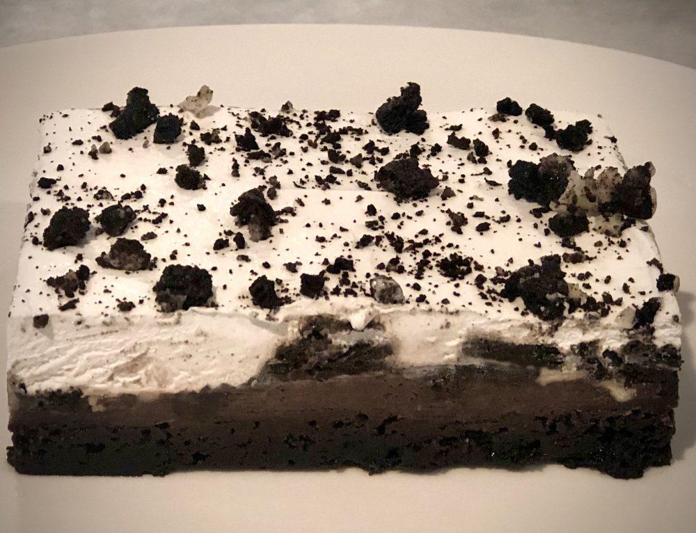 Oreo Brownie Delight